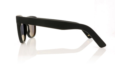 Dick Moby LAX S-LAX 01M Matte Recycled Black Sunglasses da VSTA