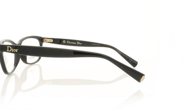 Dior CD3265 29A Shiny Black Glasses da VSTA