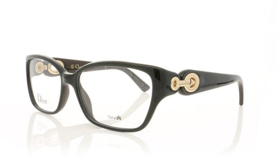 Dior CD3267 2ZY Black Glasses da VSTA
