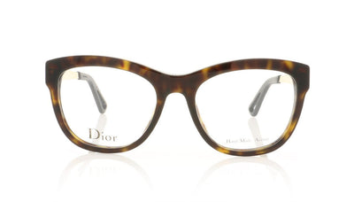 Dior CD3288 QSH Dark Havana Glasses da VSTA