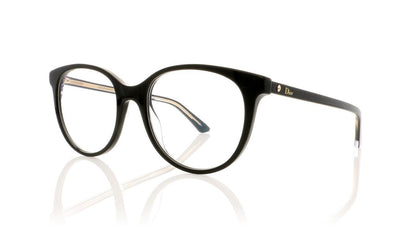 Dior Montaigne 16 NS1 Black Glasses da VSTA