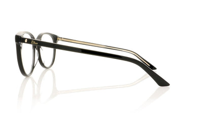 Dior Montaigne 16 NSI Black Glasses da VSTA