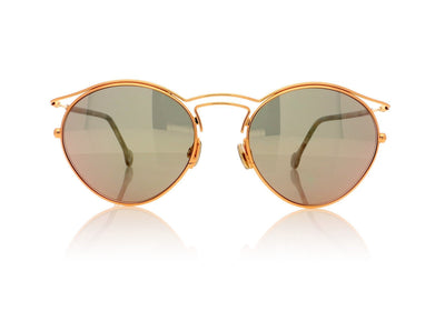 Dior ORIGINS1 DDB Gold Copper Sunglasses da VSTA