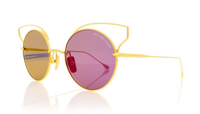DITA Believer 23008 A Gold Sunglasses da VSTA