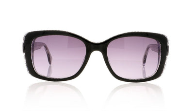 Fendi FF 0002/S 6ZV Black Sunglasses da VSTA