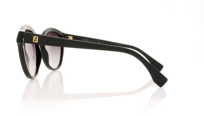 Fendi FF 0045/S 64H Matt Black Sunglasses da VSTA