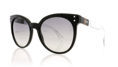 Fendi FF 0083/S E6I Black Sunglasses da VSTA