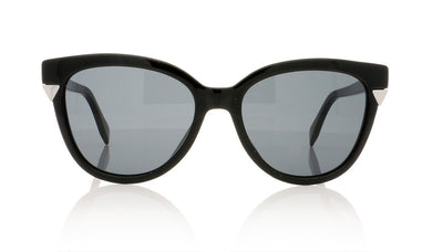 Fendi FF0125 D28BN Black Sunglasses da VSTA