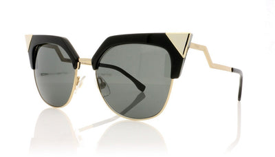 Fendi FF0149 REW Black Sunglasses da VSTA