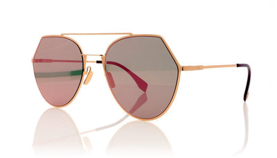 Occhiali da Sole Fendi FF0194/S DDB Gold Copper da VSTA