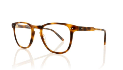 Garrett Leight Brooks 1002 MCSBRN Matte Classic Brown Tortoiseshell Glasses da VSTA