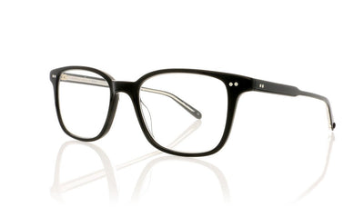 Garrett Leight Bryn Mawr 1043 BK Black Glasses da VSTA