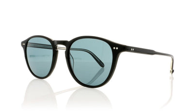 Garrett Leight Hampton 2001 BK/BS PLR Black Sunglasses da VSTA