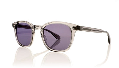 Garrett Leight Mark McNairy 222 Grey Sunglasses da VSTA