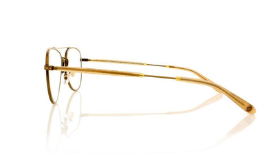 Occhiali da Vista Garrett Leight Linnie 3020 BG-BN Brushed Gold da VSTA