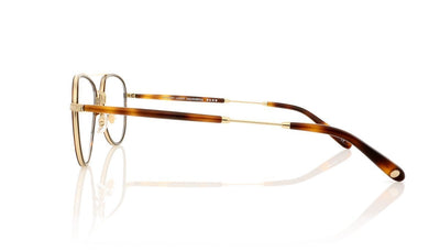 Garrett Leight Linnie 3020 RT-G Red Tortoise Glasses da VSTA