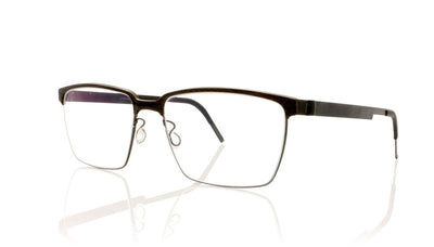 Lindberg Strip 9806 K132/05/T407 Textured Brown Glasses da VSTA