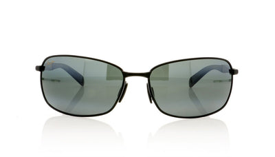 Maui Jim MJ240 2M Mj Matte Black Sunglasses da VSTA