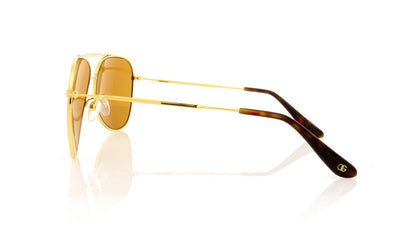 Oliver Goldsmith Colt 1 Gold Sunglasses da VSTA