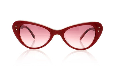 Oliver Goldsmith Grace 2 Red Tortoiseshell Sunglasses da VSTA