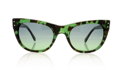 Oliver Goldsmith Lancelot 5 Mint Choc Chip Sunglasses da VSTA