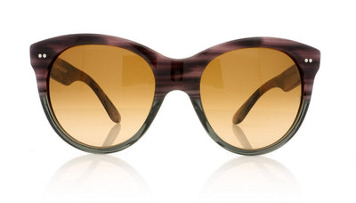 Oliver Goldsmith Manhattan 27 Grn Sea Bed Sunglasses da VSTA