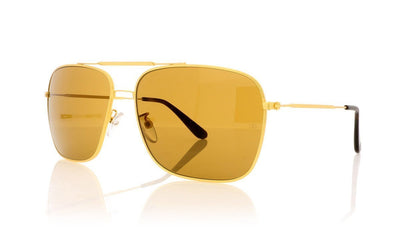 Oliver Goldsmith Wise Guy 4 Gold Sunglasses da VSTA