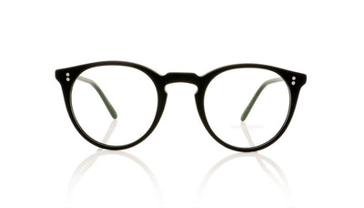 Oliver Peoples O'malley OV5183 1465 Matte Black Glasses da VSTA