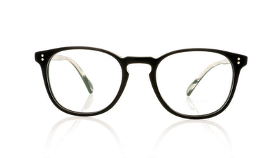 Oliver Peoples Finley Esq. OV5298U 1492 Black Glasses da VSTA