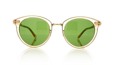 Oliver Peoples Spelman OV5323S 109452 Buff Sunglasses da VSTA