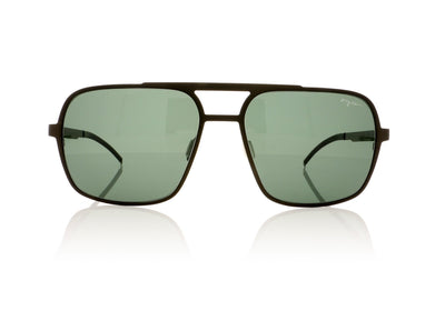 Ørgreen Clint 560 Sandblasted olive brown Sunglasses da VSTA