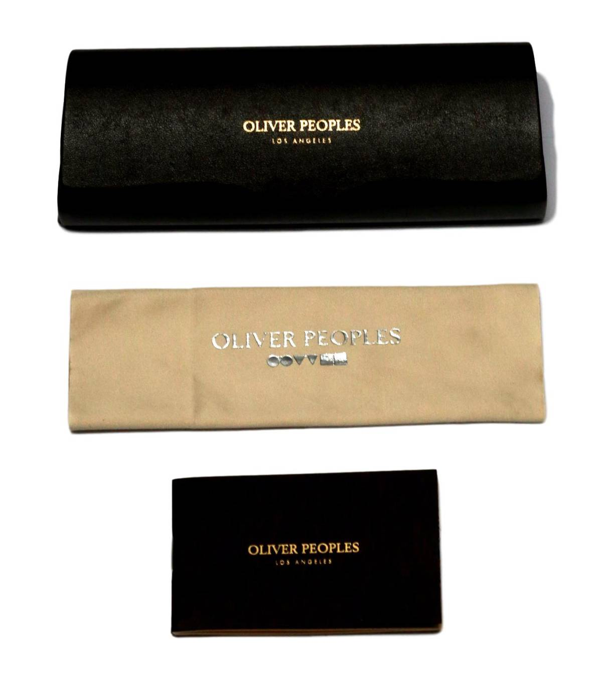 Oliver Peoples Eyewear Case