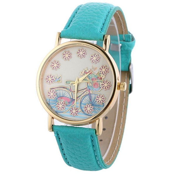 Cute Bicycle Fashion Watch Women In 10  Hot Colors