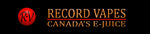 Record Vapes E-juice Canada