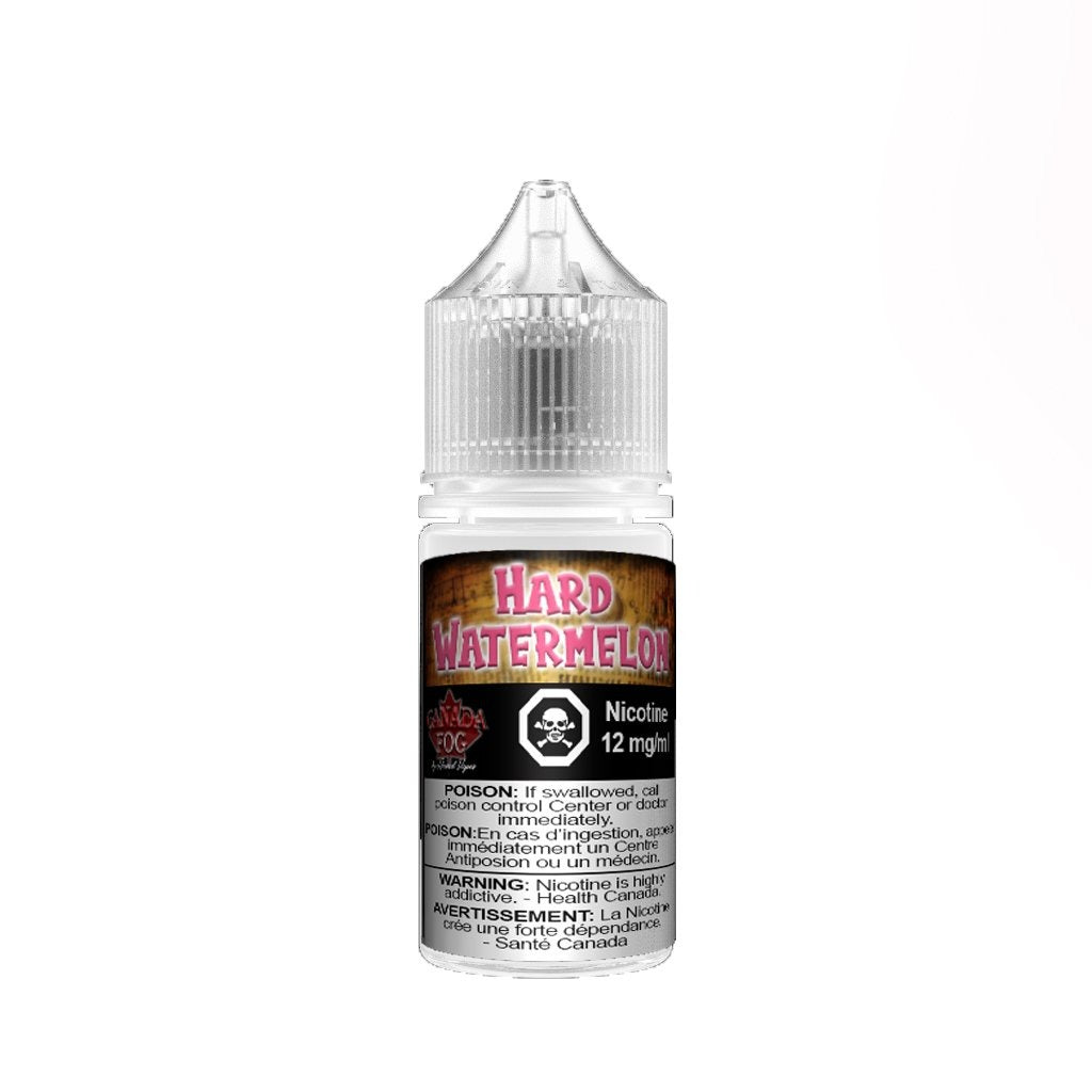 Hard Watermelon Salt Nic by Record Vapes E-juice Canada