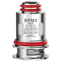 Smok RPM2 Mesh Coil, 0.16 ohm (5/pack) - Underground Vapes Inc - Woodstock