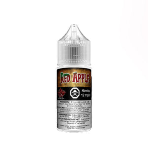 Red Apple Salt Nic E-Juice by Record Vapes Online Canada