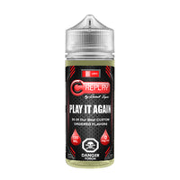 Replay - Record Vapes Premium E-juice Online / Free Shipping Over $55