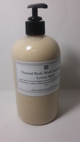 VS Lovers Spell Inspired Body wash