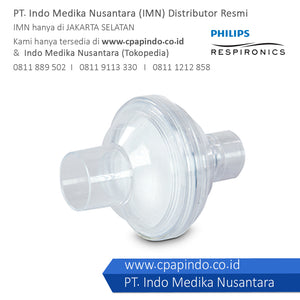 Bacterial Filter - For CPAP, BiPAP, Ventilator