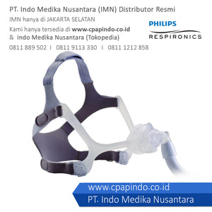 Philips WISP Nasal Mask with Silicone Frame