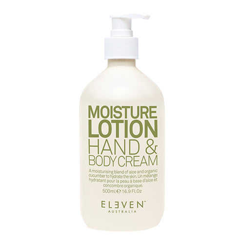 Moisture Lotion Hand & Body Cream - 500ml