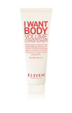 I Want Body Volume Conditioner - 50ml