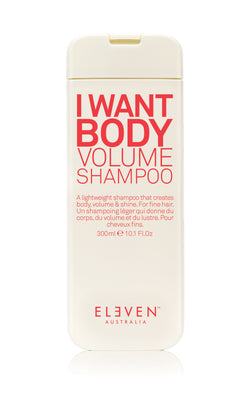 I Want Body Volume Shampoo - 300ml