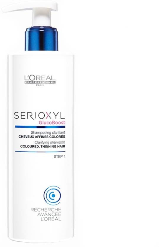 Serioxyl Shampoo for Coloured Hair