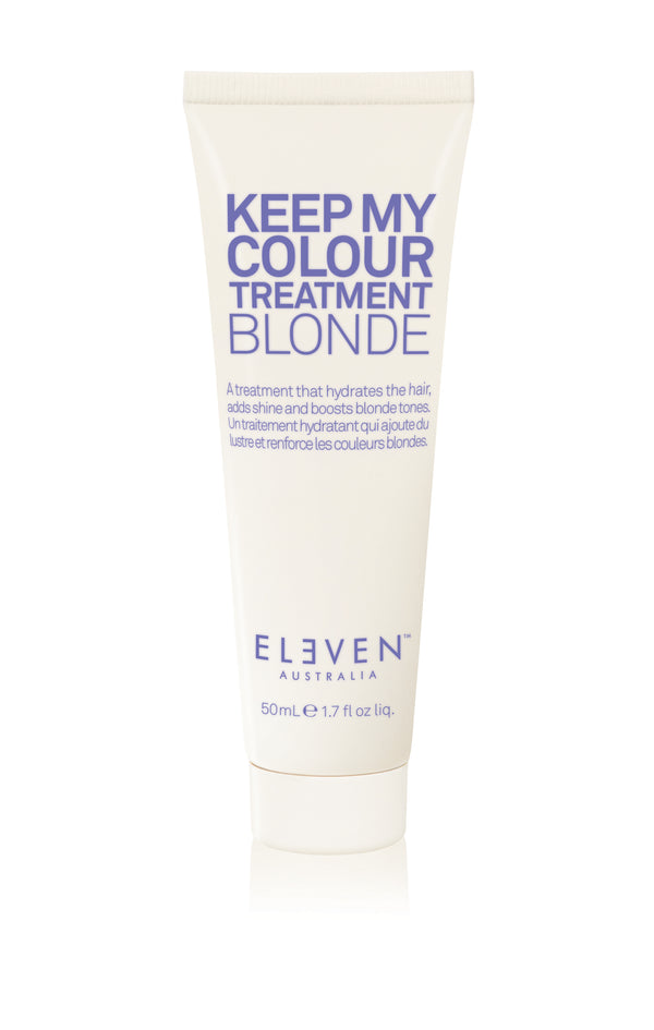 Keep My Colour Treatment Blonde - 50ml