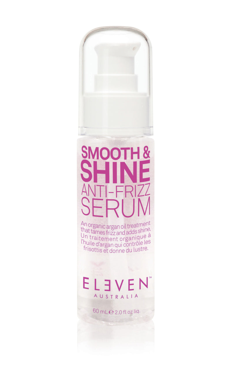Smooth & Shine Anti Frizz Serum - 60ml