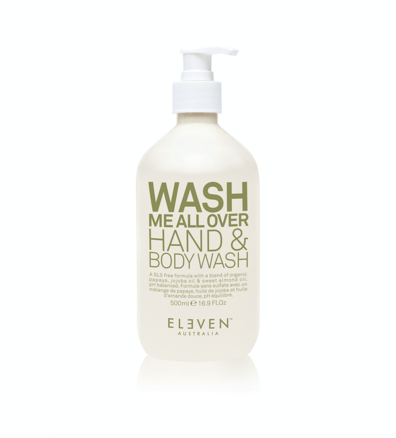 Wash Me All Over Hand & Body Wash - 500ml