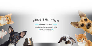 Discover in our Medical Collection all the Best Veterinary Brands! Bravecto, Frontline, Advocate, Simparica and many more with FREE INTERNATIONAL SHIPPING at your door! Best Buy Online!