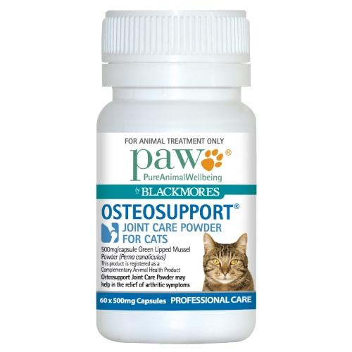Blackmores Paw Osteosupport Joint Care Powder For Cats | Singpet.Com